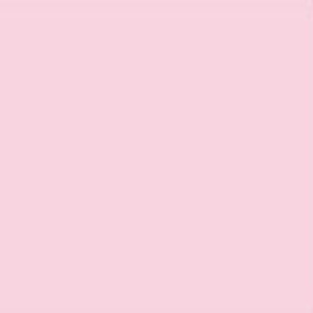 Flanelle unie rose